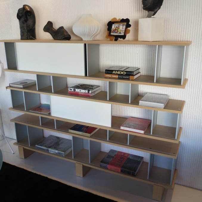 Libreria NUAGE Cassina – Charlotte Perriand
